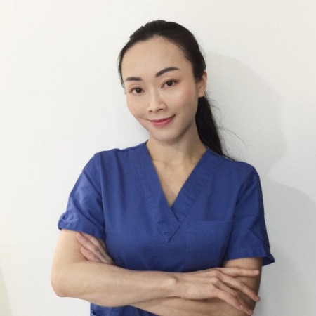 tracy xu - the cosmetic centre